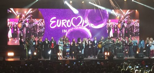 Eurovision in Concert, Amsterdam 14.04.2018